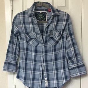 Superdry Plaid Shirt